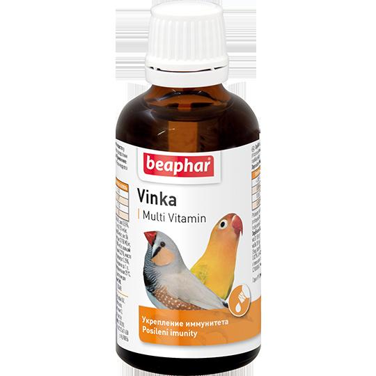 Кормовая добавка Vinka для птиц, 50мл