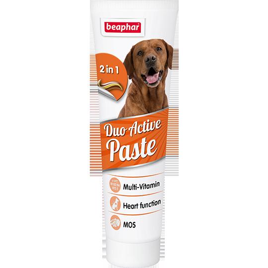 Мультивитаминная паста Duo Active Paste для собак