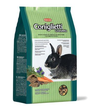 Комплексный корм для декоративных кроликов Padovan GrandMix, 3кг