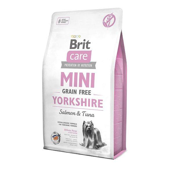 Brit Premium сухой корм для собак Care MINI GF для йорков, 2кг