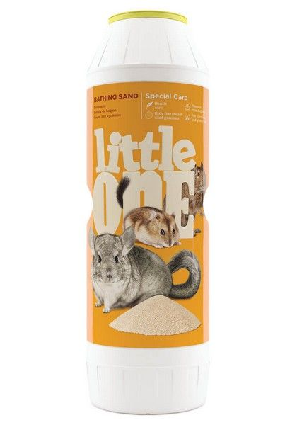 Песок для шиншилл Little One, 1кг