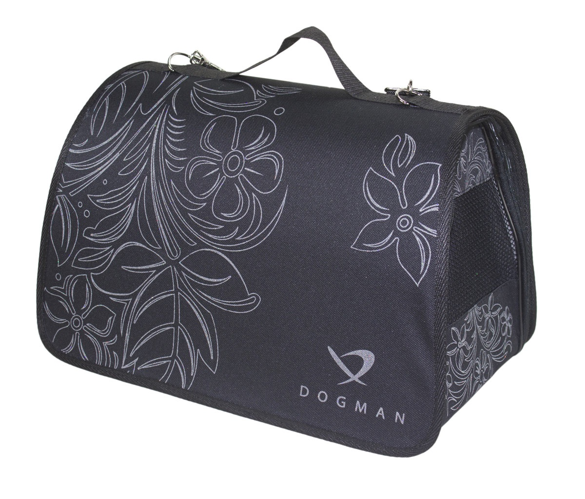 DOGMAN сумка-переноска с мехом Лира №4