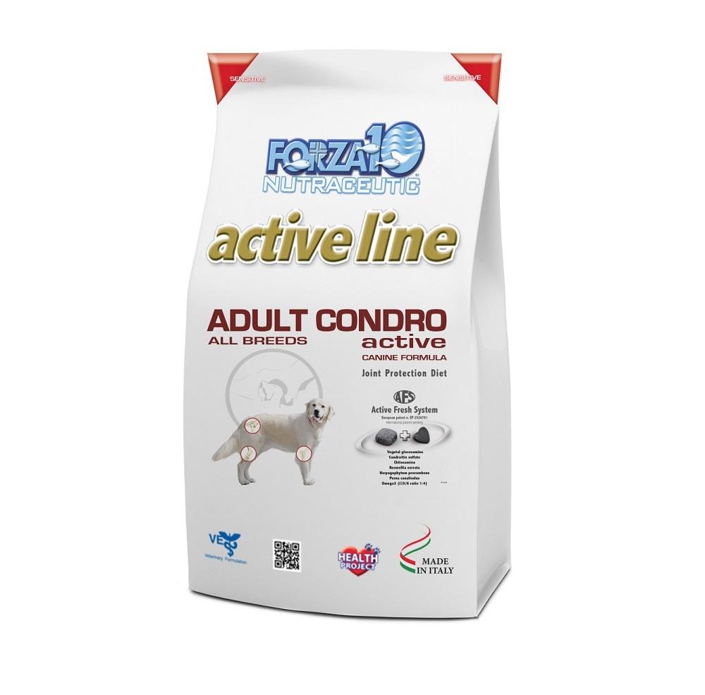 Сухой корм Forza 10 Condro Adult для взрослых собак, 10кг