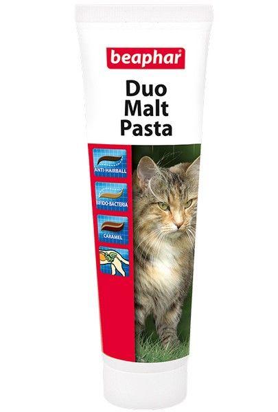 Beaphar Мальт Паста для кошек для выведения шерсти, 0.025кг