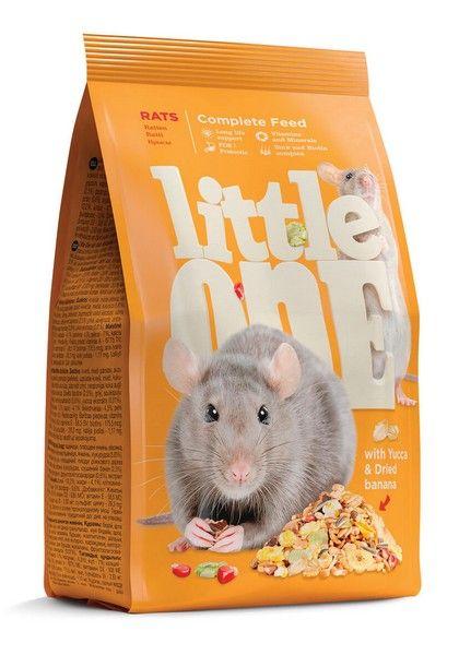 Корм для крыс Little One 0.4кг