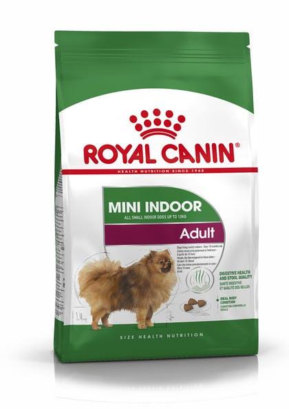 Сухой корм для собак Royal Canin Mini Indoor Adult, 3кг