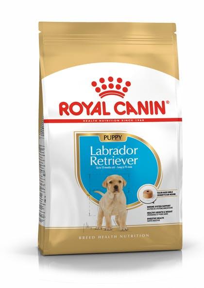 Royal Canin Labrador Retriever Puppy Корм для щенков Лабрадора до 15 месяцев, 3кг