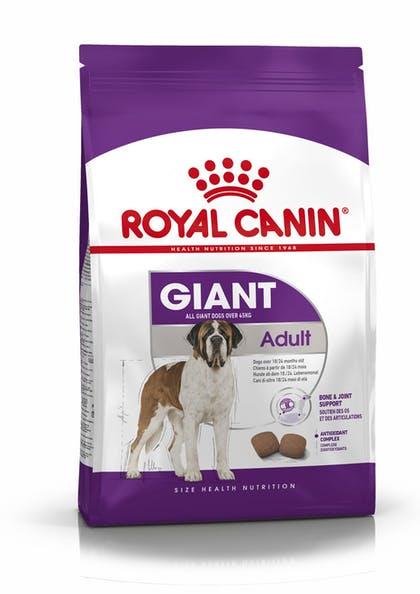 Royal Canin Giant Adult Корм для собак старше 18/24 месяцев, 15кг