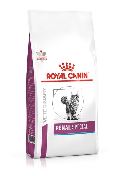 Сухой корм для кошек Royal Canin Renal Special, 0.4кг