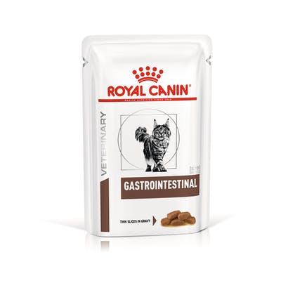 Влажный корм для кошек Royal Canin Gastrointestinal Felline при нарушениях пищеварения, 0.085кг