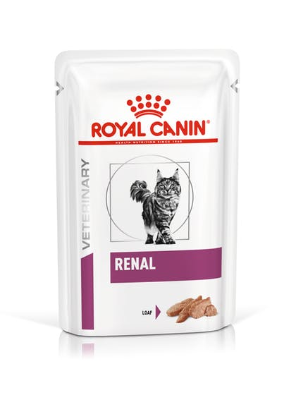Паштет Royal Canin Renal Felline, 0.085кг