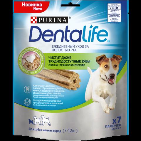 Лакомство DentaLife® для собак мелких пород, 115 г
