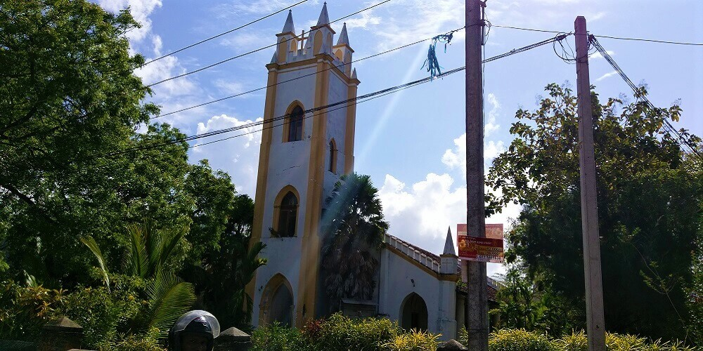 jaffna cathedral