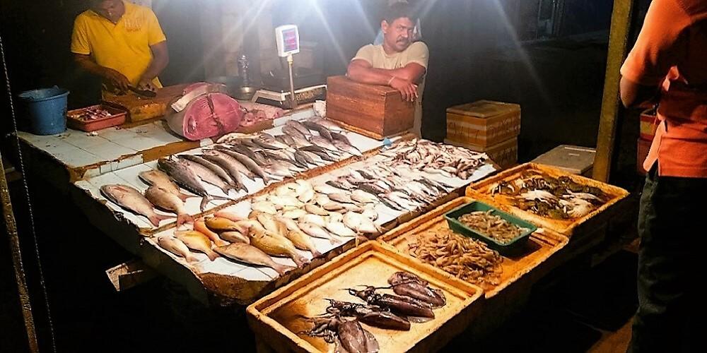 anuradhapura fish market
