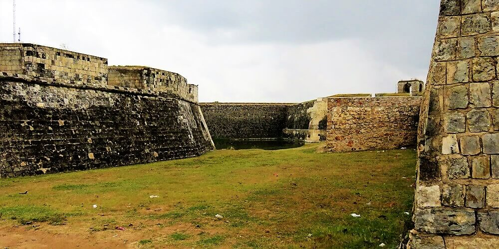jaffna dutch fort