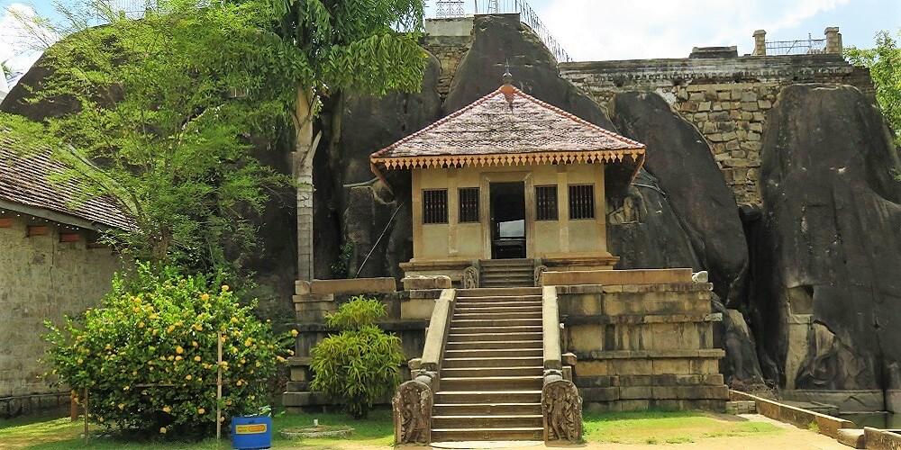 anuradhapura isurumuniya