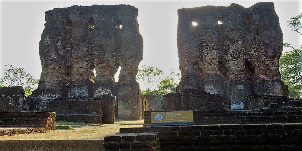 polonnaruwa citadel