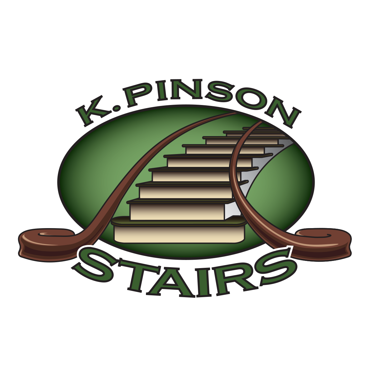K. Pinson Stairs