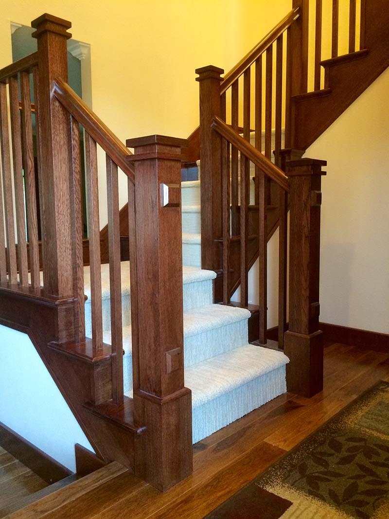 Beautiful K. Pinson Stairs