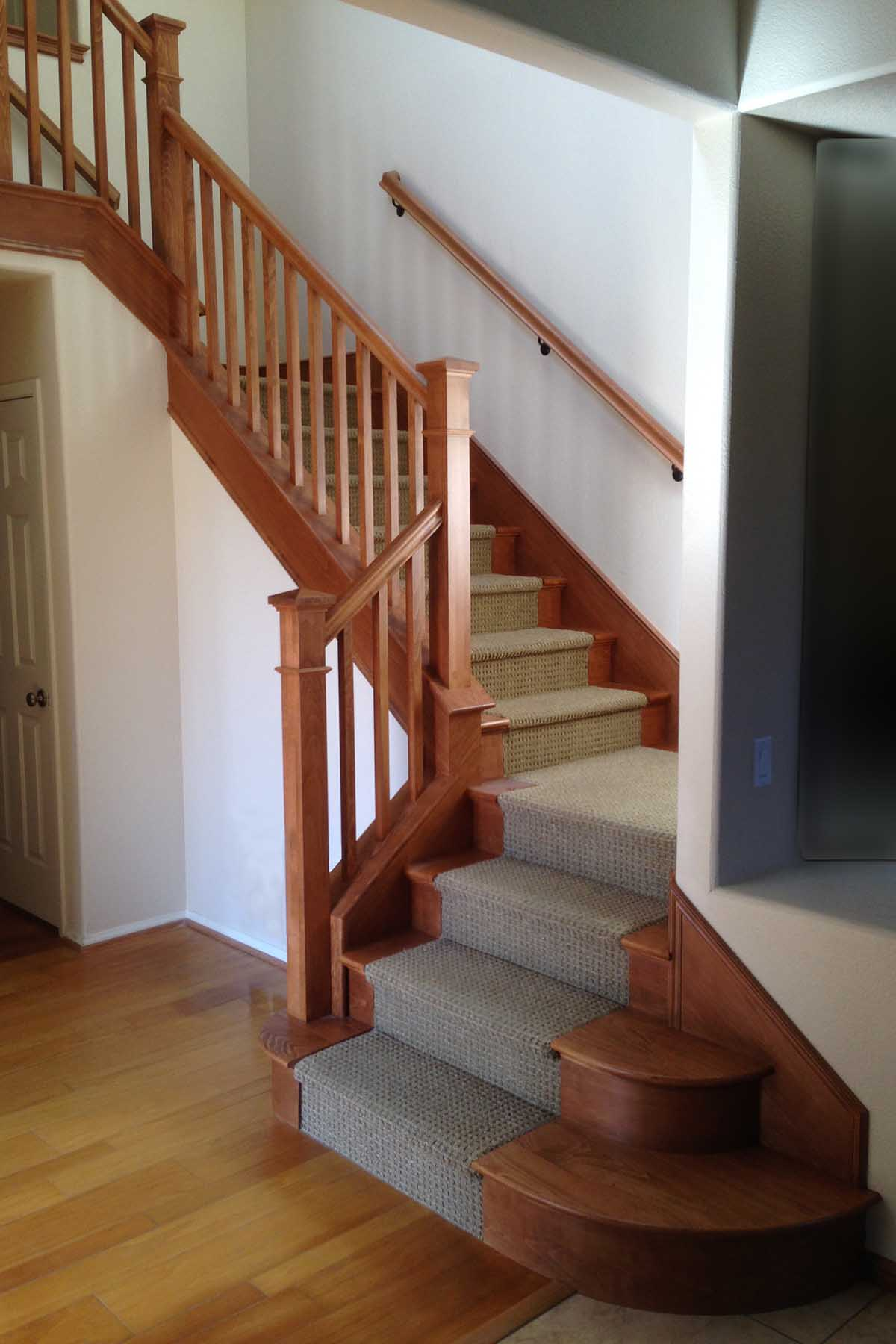 Build Stairs