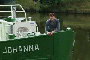 Johanna cruises