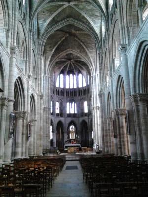 Notre Dame en Vaux, Chalons-en-champagne
