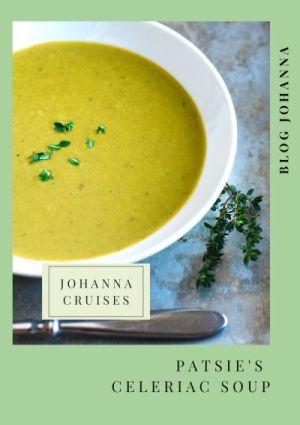 Patsie's Celeriac soup