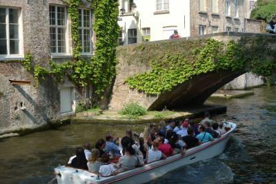 Les caneaux de Bruges