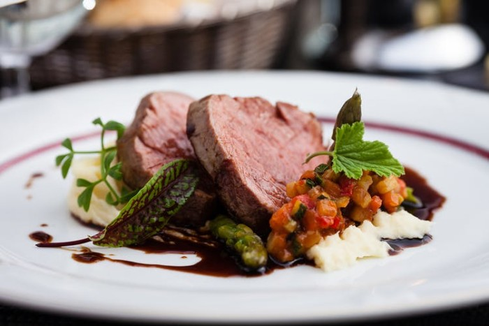Veal on your plate