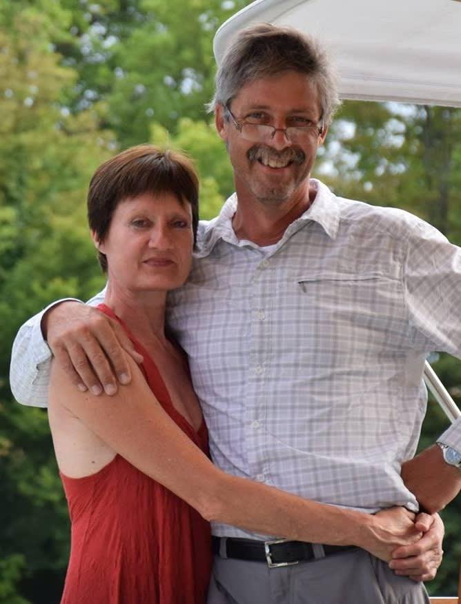 Patsie and Kris