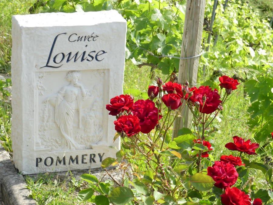 Champagne Pommery in Verzenay