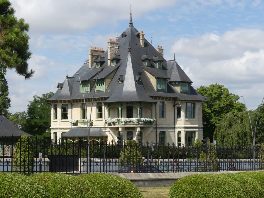 Art-Deco Villa Demoiselle, Reims