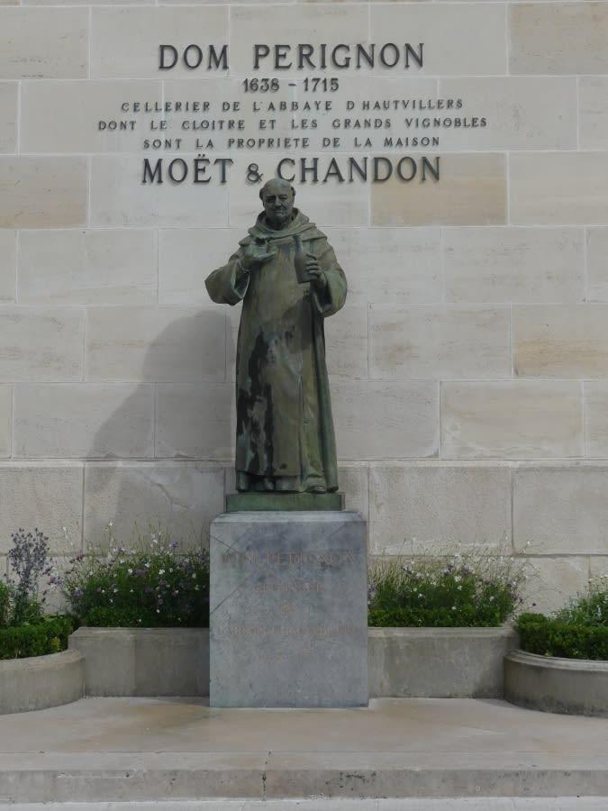 Dom Perignon at Moet et Chandon