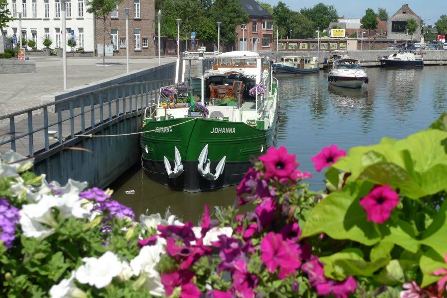 Barge Johanna in Deinze