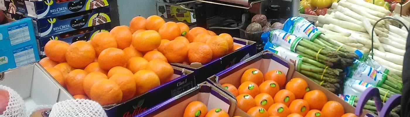Fresh Market Food