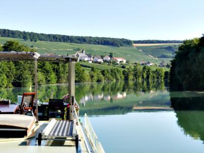 Varen op de Marne