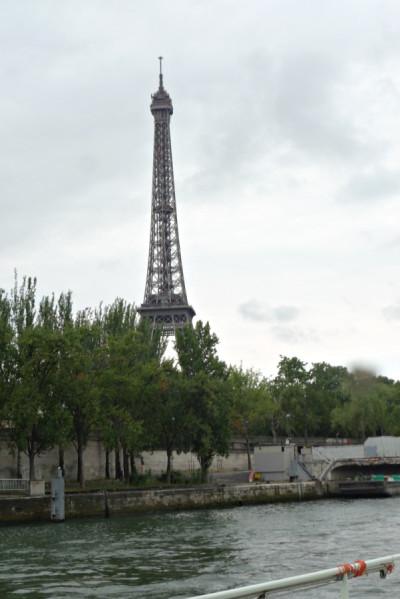 Seine avec la tour Eiffel