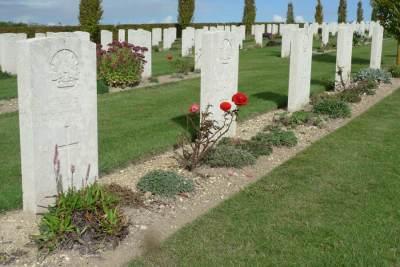 Cimetière de la Grande Guerre