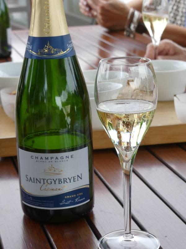 Champagne Saint Gybryen