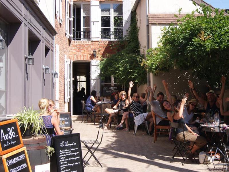 Hautvillers bar Au 36