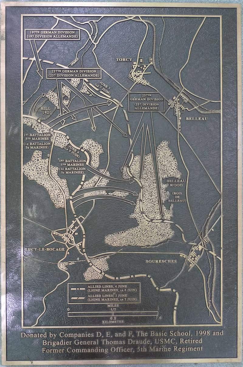 Slagveld van Belleau Wood