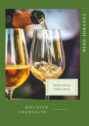 Ontdek champagne op barge Johanna