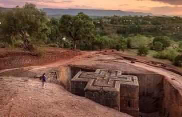 Lalibela, Äthiopien