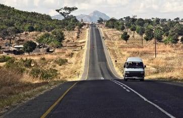 Road, Malawi