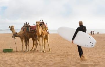 Atlantik, Marokko