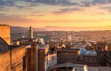 Medina, Marokko