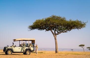 Safari, Mosambik