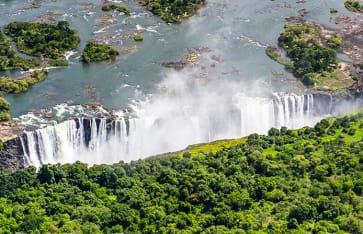Victoria Falls, Sambia/Simbabwe
