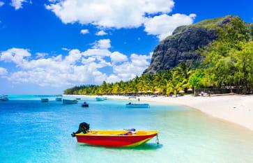 Mauritius, Südafrika