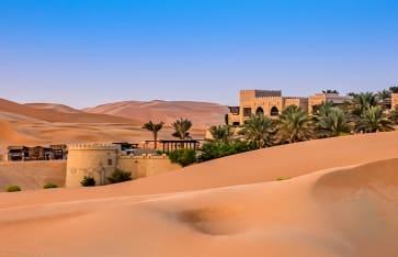 Wüstenresort, Vereinigte Arabische Emirate
